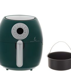 Qvc.com Shopping Kitchen Round Table Sets Emeril 5 3 Qt Digital Air Fryer With 7 Cake Pan Page 1 Qvc Com