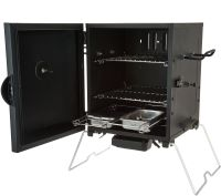 Masterbuilt 2-Rack Patio & Portable Electric Smoker with ...