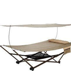Hanging Chair Big W Childrens Table And Chairs Wooden Bliss Hammocks 2 Person Ez Stow Hammock With Canopy Wheels