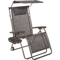Xl Zero Gravity Chair With Canopy Footrest Folding Design History Bliss Hammocks Free Recliner Tray