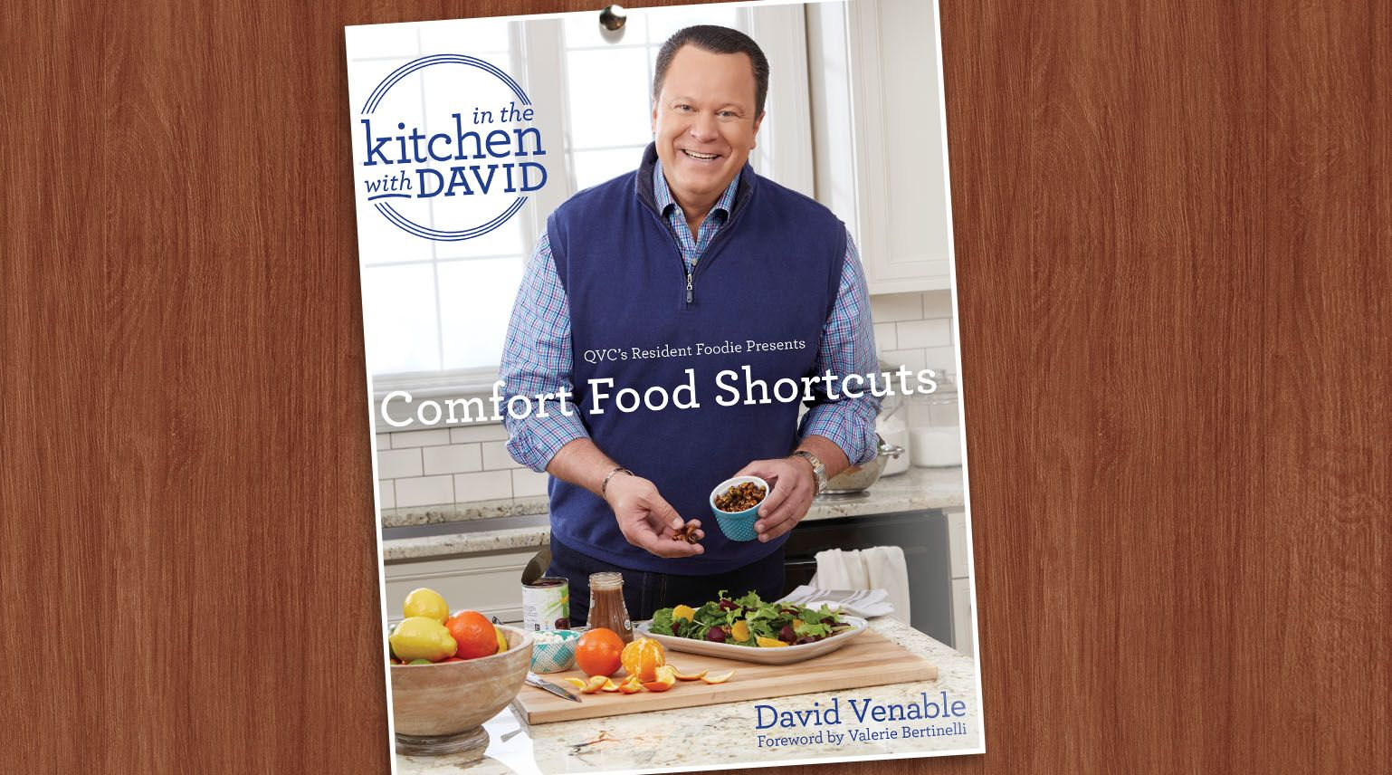 qvc.com shopping kitchen kitchens of india cookware baking supplies more food qvc com david s new cookbook