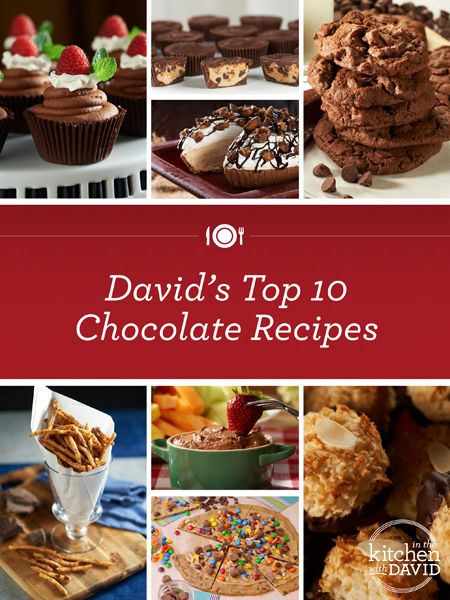 also find each recipe on david s recipes or click the titles below