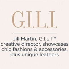 La Z Boy Martin Big And Tall Executive Office Chair Brown Gray Patio Covers G I L Handbags Luggage Qvc Com Got It Love Jill Creative Director