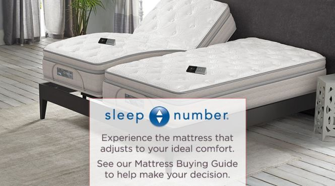 Sleep Number Experience The Mattress That Adjusts To Your Ideal Comfort