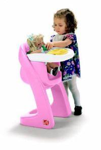Step 2 Doll High Chair  QVC.com