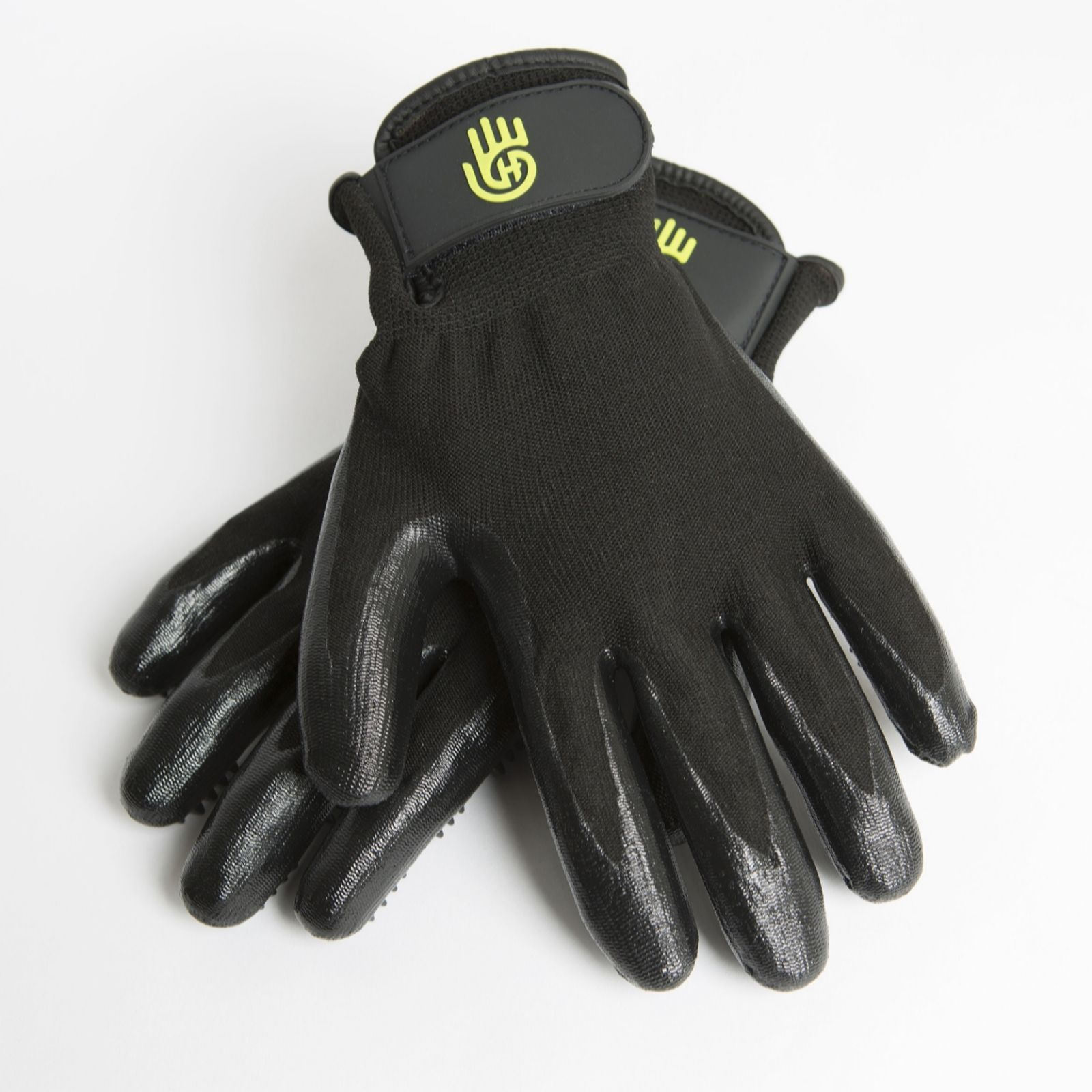 Hands On Pet Grooming Gloves QVC UK