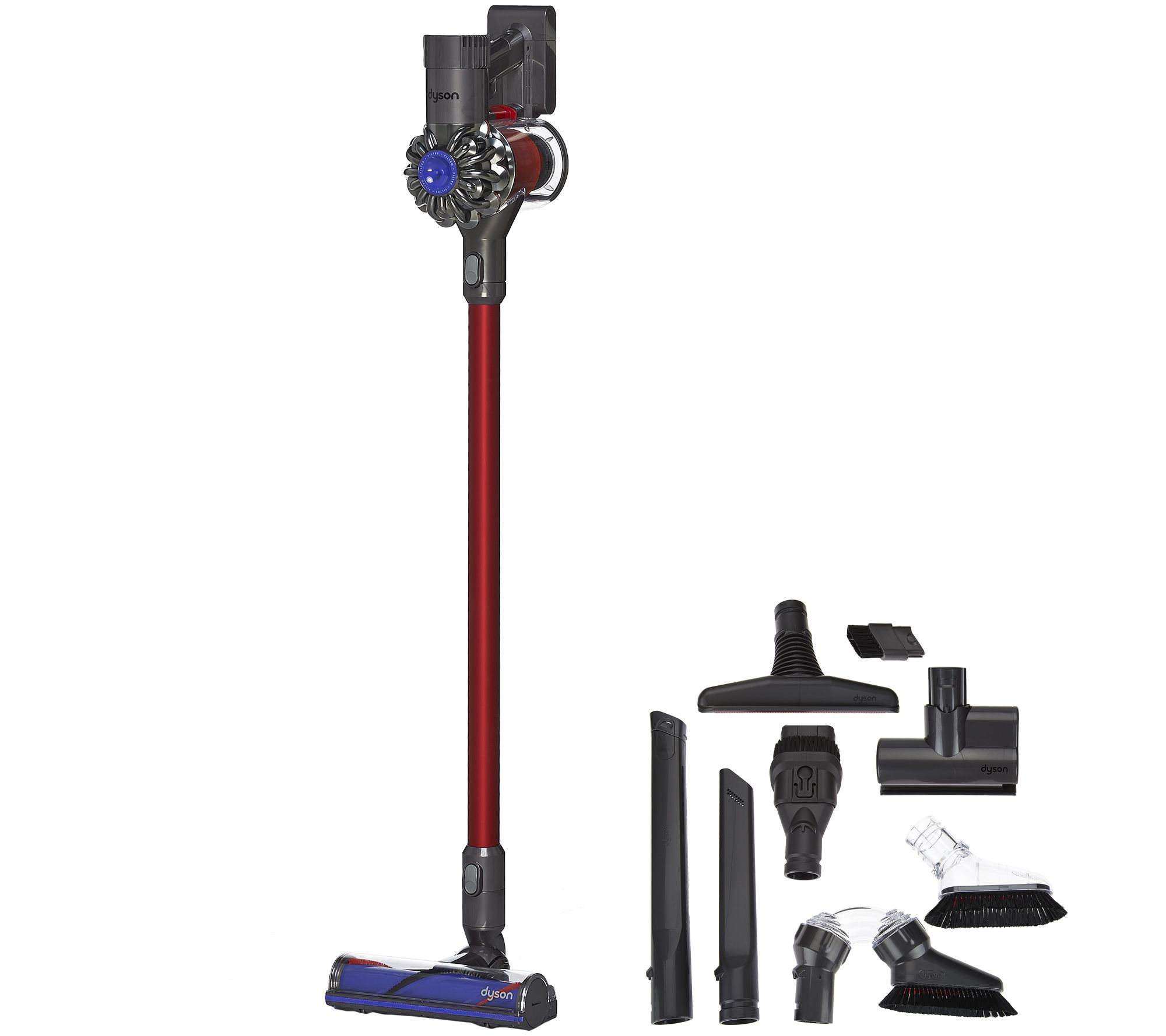 Dyson V6 Animal Cordfree Vacuum with 7 Cleaning Tools