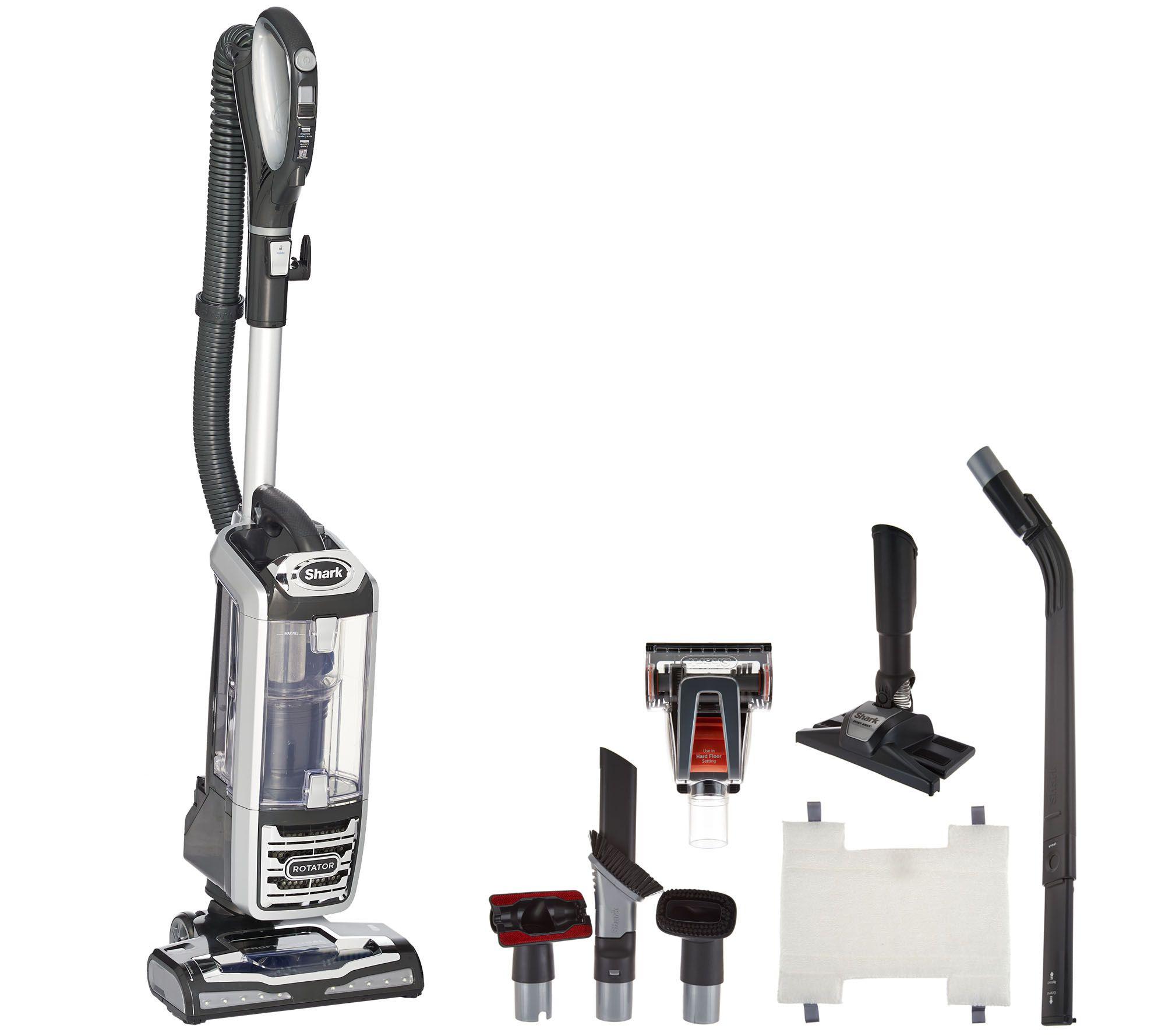 Shark Rotator Powered LiftAway DLX Vacuum with 8