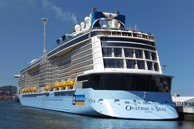 Ovation of the Seas: What Can I do for Free? - Cruise Critic