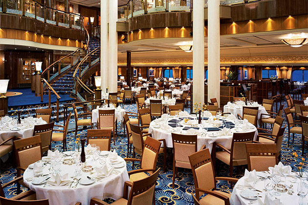6 Best Cruise Ship Main Dining Rooms  Cruise Critic