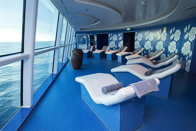 Australias Best Cruise Ship Spas  Cruise Critic