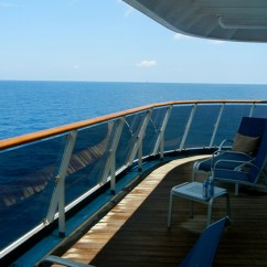 Pictures Of Chair Rails In Bathrooms Covers For Ikea Dining Chairs Aft Balcony Vs. Cabin On Cruise Ships - Critic
