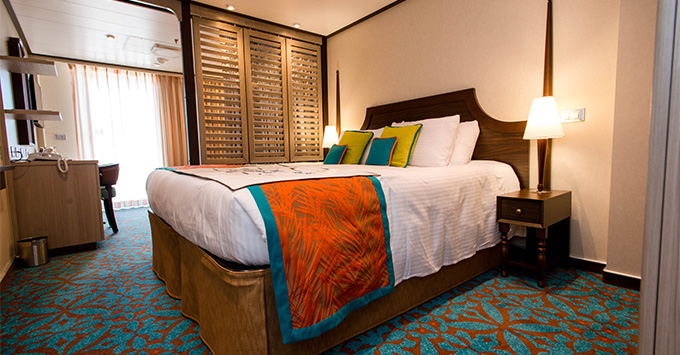 fold out sofa bed uk left hand corner argos carnival's newest cruise ship to have new cabin category ...