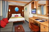 disney dream sofa bed frisco microfiber full mattress pad cabin reviews 2019 cruise critic this room comes with many standard amenities featuring for 3 or 4 queen size and underneath storage convertible wall pull down in