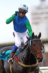 Jorge Ricardo back on top aboard Winning Prize
