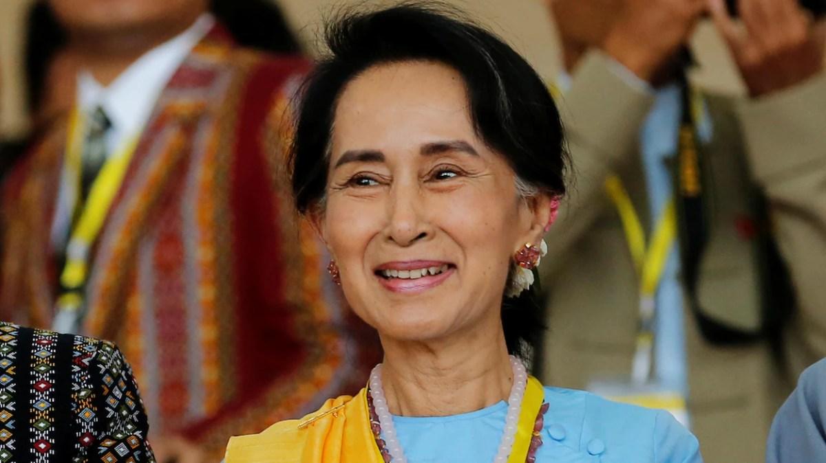 Aung San Suu Kyi aurait dû démissionner, selon l'ONU | Radio-Canada.ca