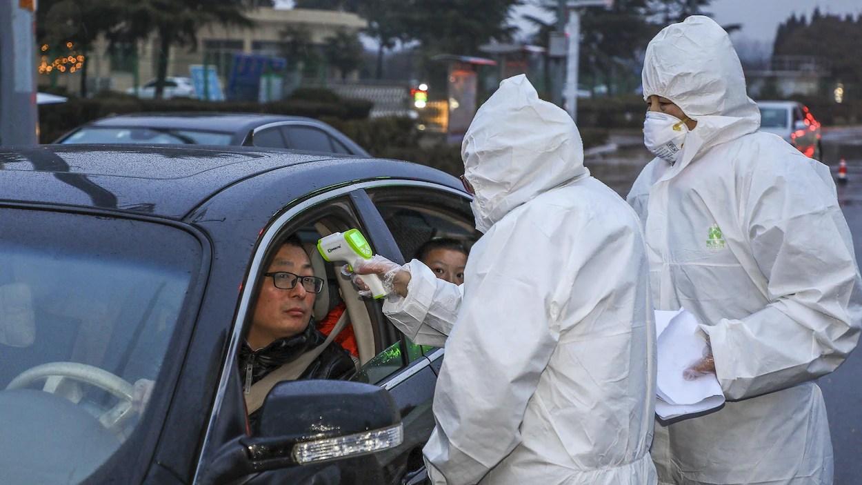 Le coronavirus a tué 106 personnes et en a infecté plus de 4000 en ...