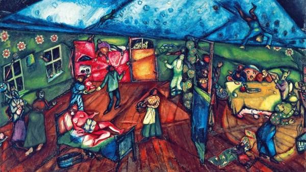 'merveiller Devant L'art De Chagall Ici Radio-canada.ca