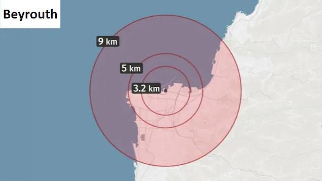 Et si l'explosion de Beyrouth survenait dans une ville canadienne?