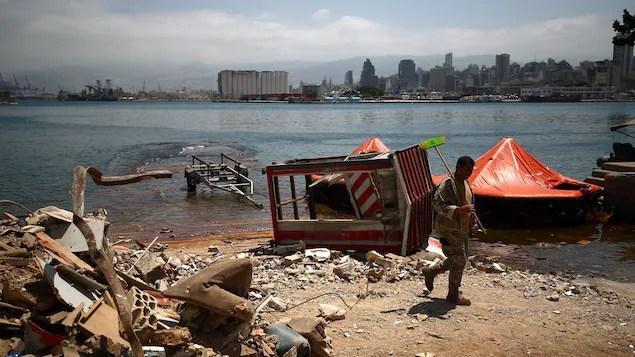 Liban : une conférence des donateurs organisée par l'ONU et la France se tiendra dimanche