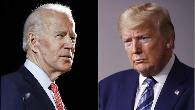 «Soyez patriotes»: le port du masque au coeur du duel Biden-Trump