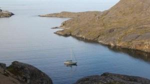Un Néo-Zélandais traverse illégalement les eaux de l'Arctique canadien