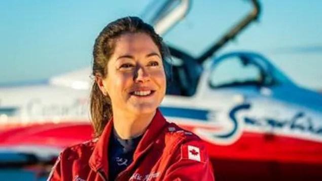 Mort de la capitaine Jenn Casey: un autre coup dur pour la Nouvelle-Écosse