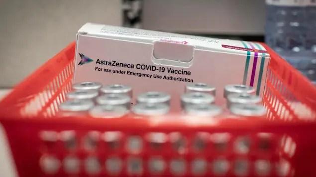 L'Ontario poursuit l'administration du vaccin d'AstraZeneca comme 2e dose