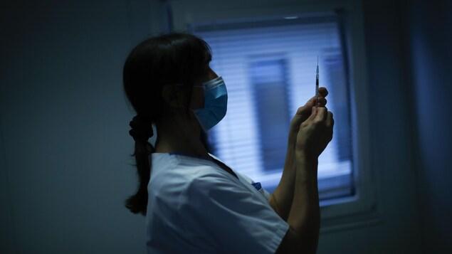 Chaudière-Appalaches en avance sur son plan de vaccination