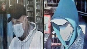 La police de Lévis recherche deux individus qui auraient volé une voiture
