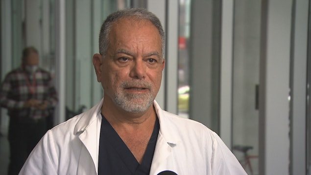 Dr. Fred Saad