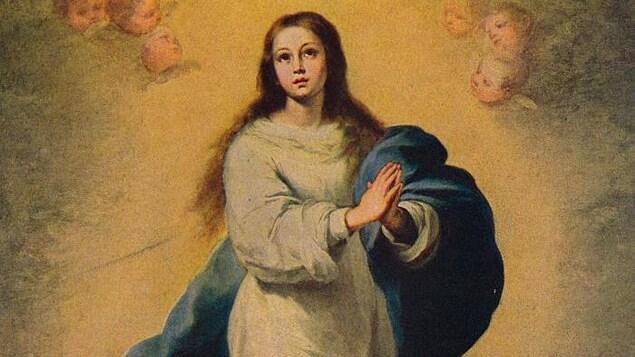 une copie d une peinture du 17e siecle