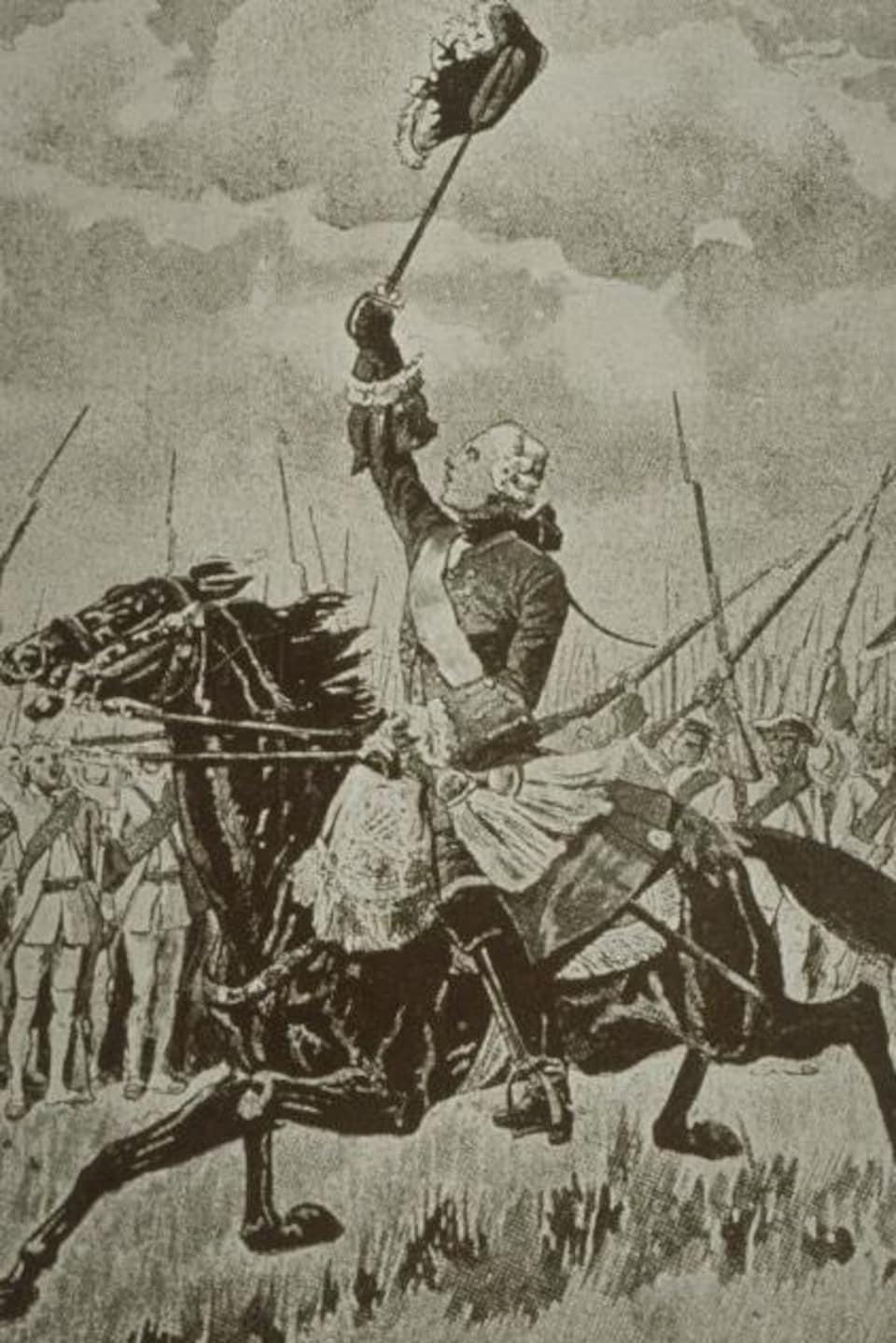 Bataille La Plus Meurtrière De L'histoire : bataille, meurtrière, l'histoire, Bataille, Sainte-Foy,, Va-tout, Français, Nouvelle-France