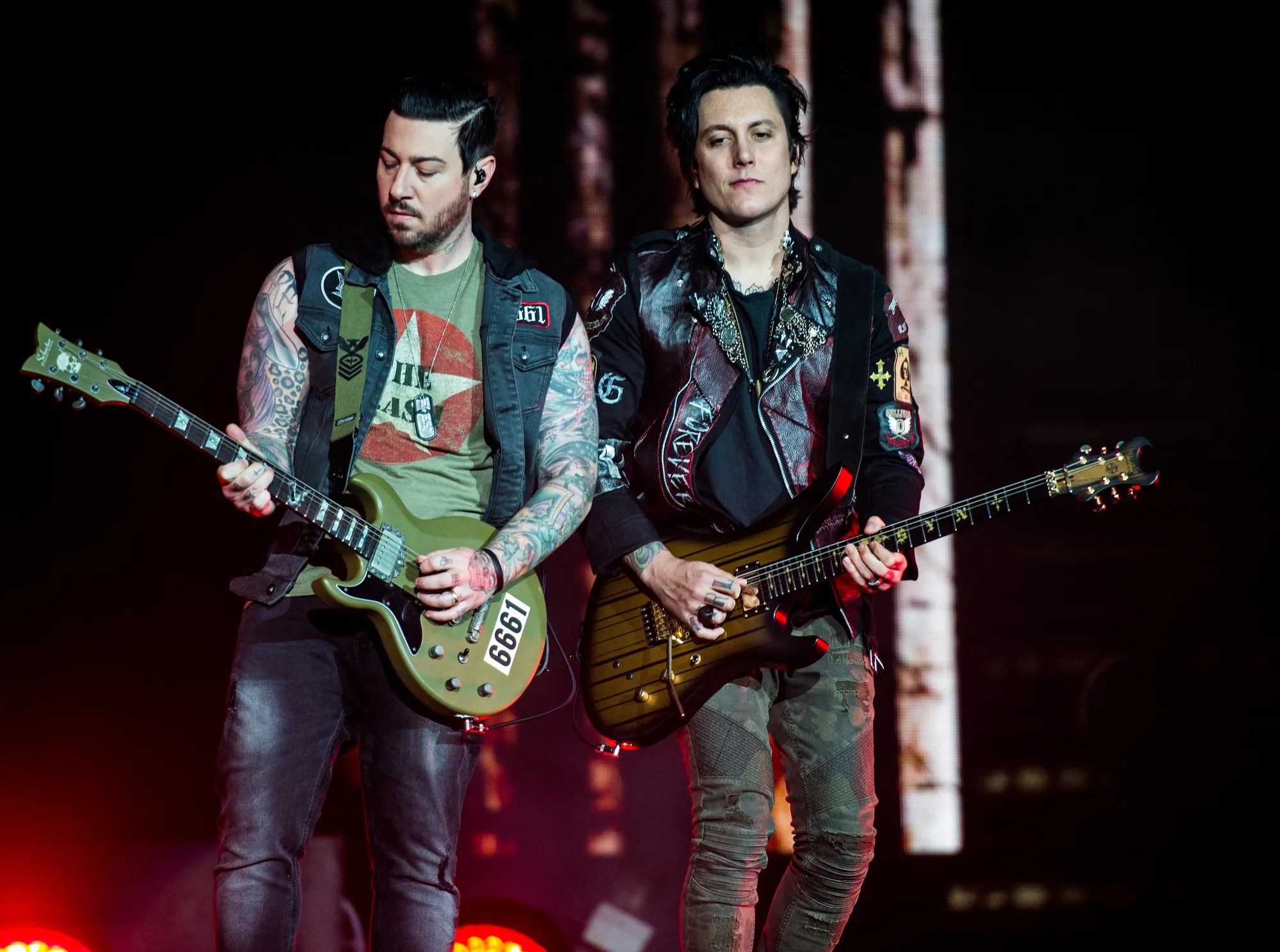 avenged sevenfold dive into