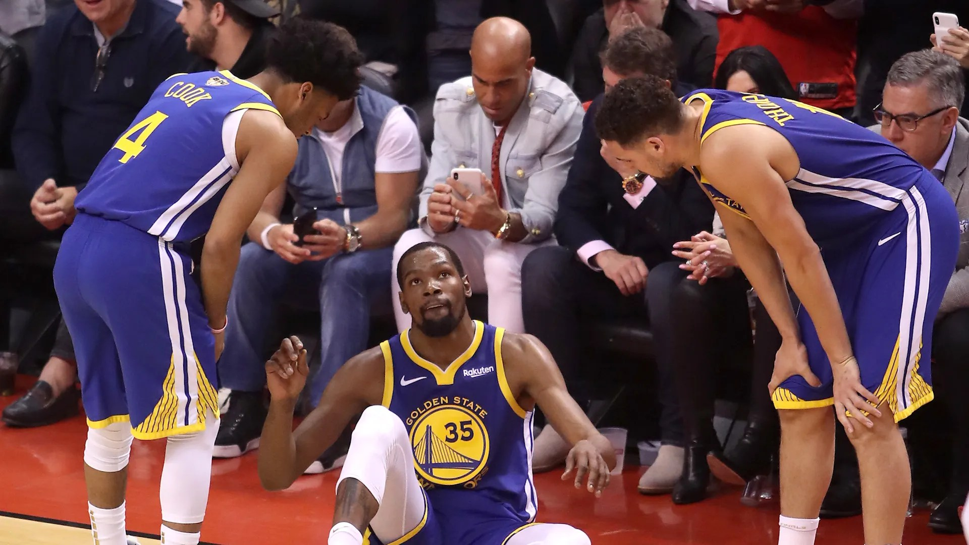 NBA Free Agency: Warriors GM Confirms Kevin Durant Achilles Injury