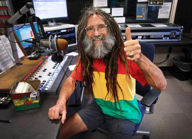 Rasta Stevie at KDUR