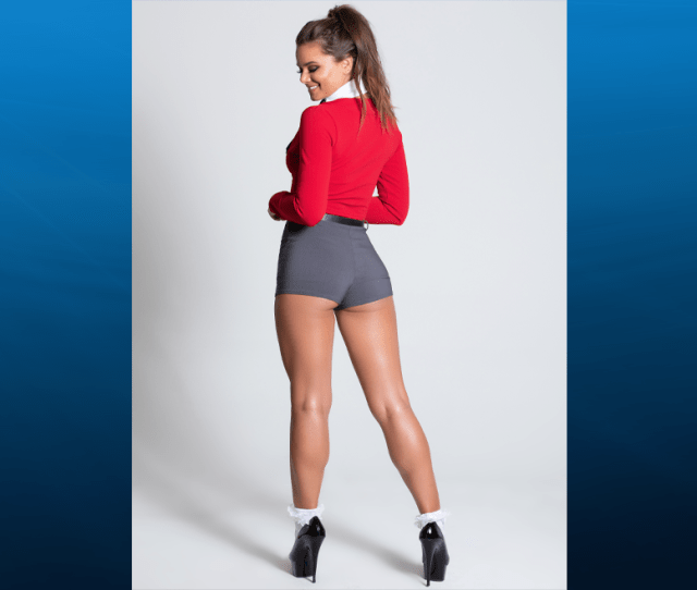 Sexy Mister Rogers Costume Model Says It Is All In Good Fun