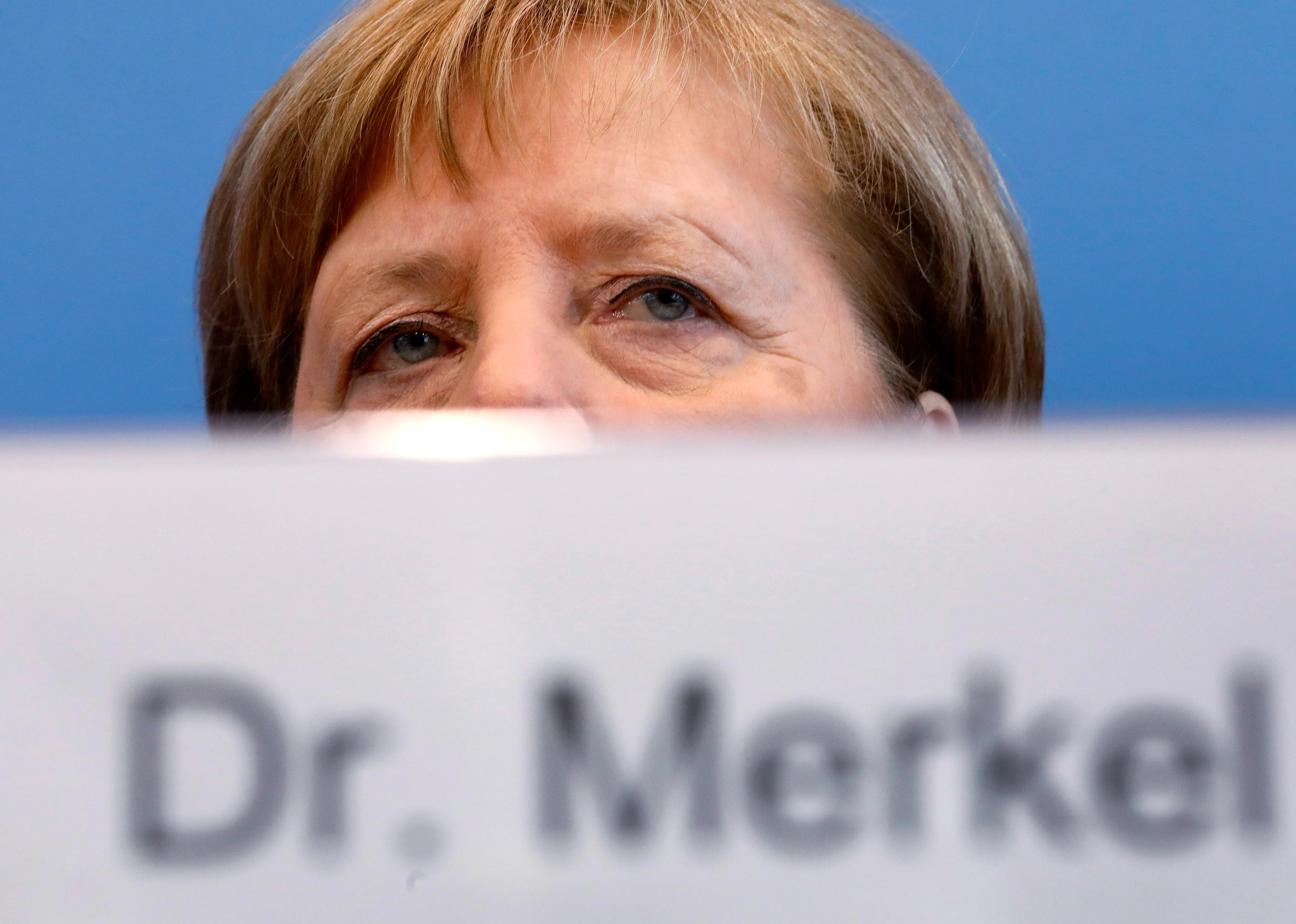 The Latest: Merkel: Virus will infect up to 70% of Germans | WBEN ...