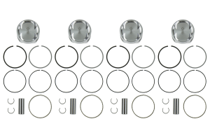 Manley Performance Platinum Series Piston Set 85m 851 901