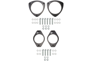 Subtle Solutions 1in HDPE Front and Rear Spacer Kit