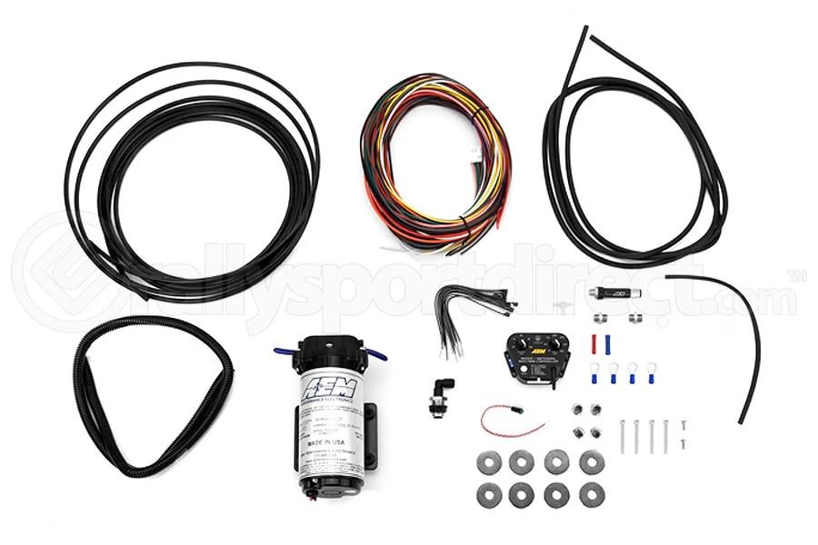AEM Electronics Water Methanol Injection Kit V2 up to
