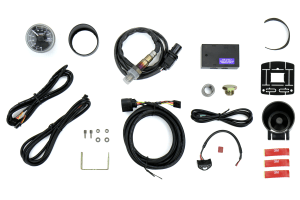 ProSport Wideband Air Fuel Ratio GaugewO2 Sensor RedWhite