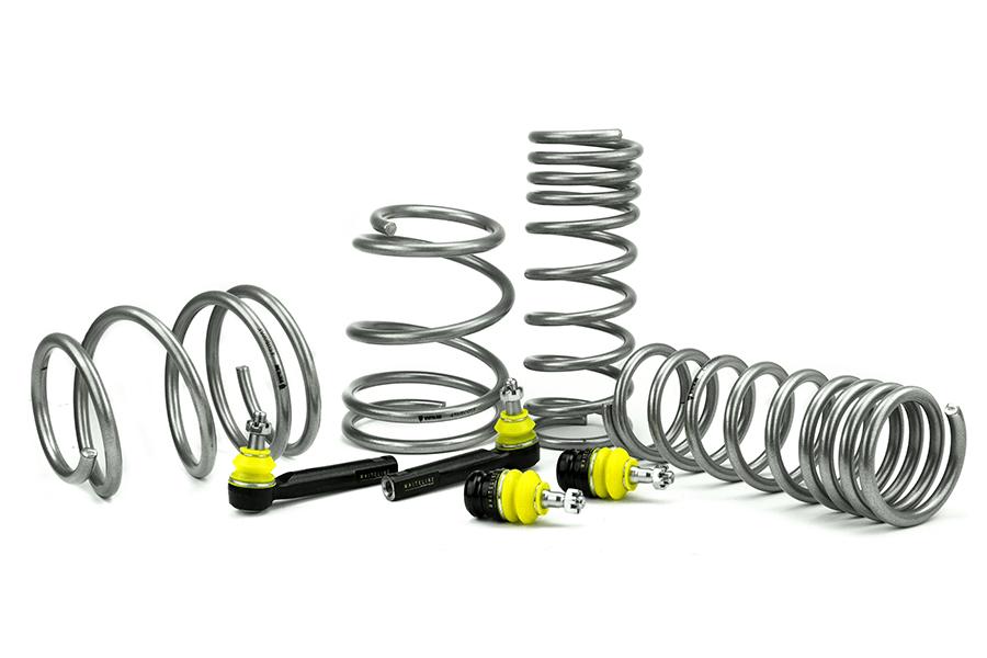 Whiteline Roll Center Lowering Spring Combo Kit Subaru WRX