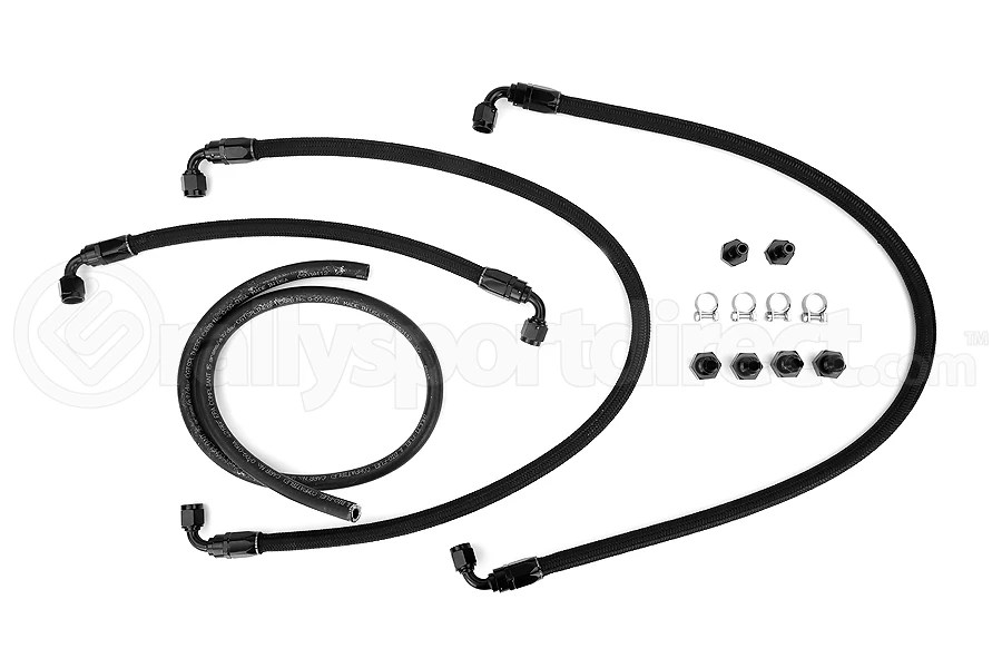 Injector Dynamics Side Top Feed Conversion Line Kit