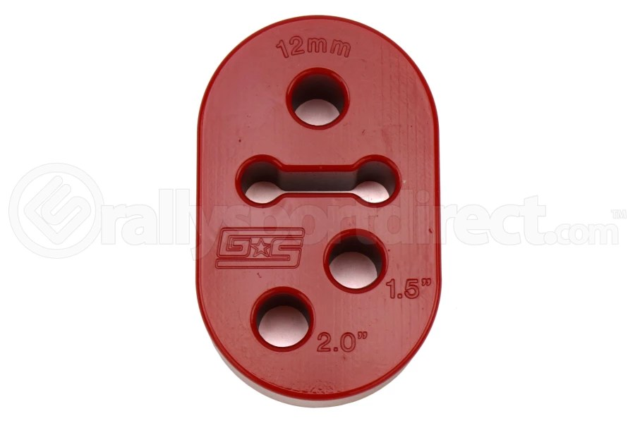 grimmspeed two position poly exhaust hanger single