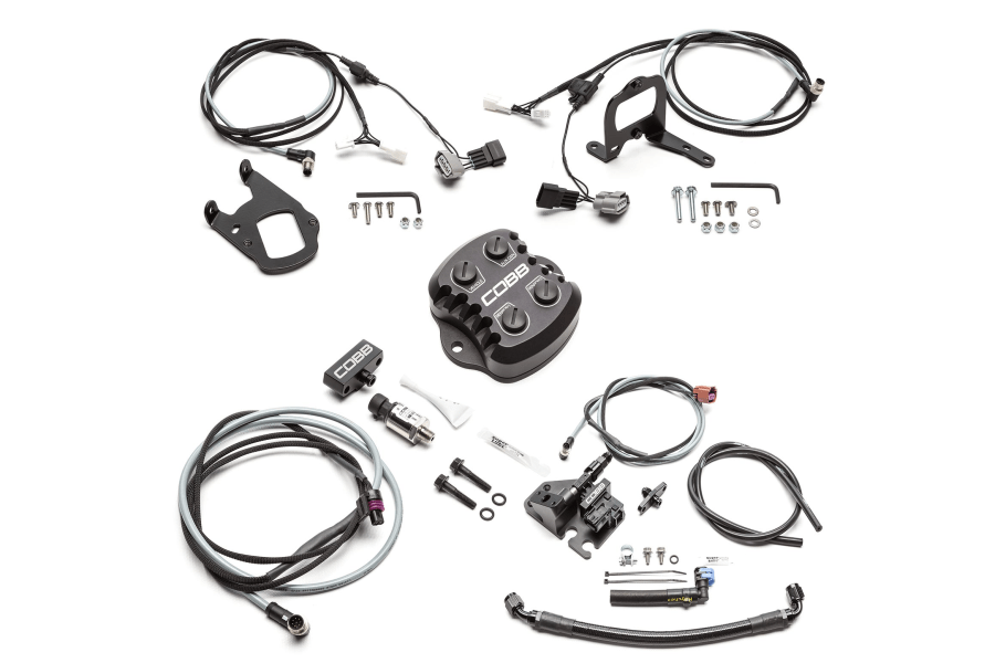 COBB Tuning CAN Gateway w Flex Fuel Kit and Fuel Pressure