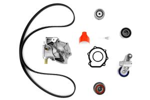 Gates Timing Belt Kit w Water Pump w Automatic