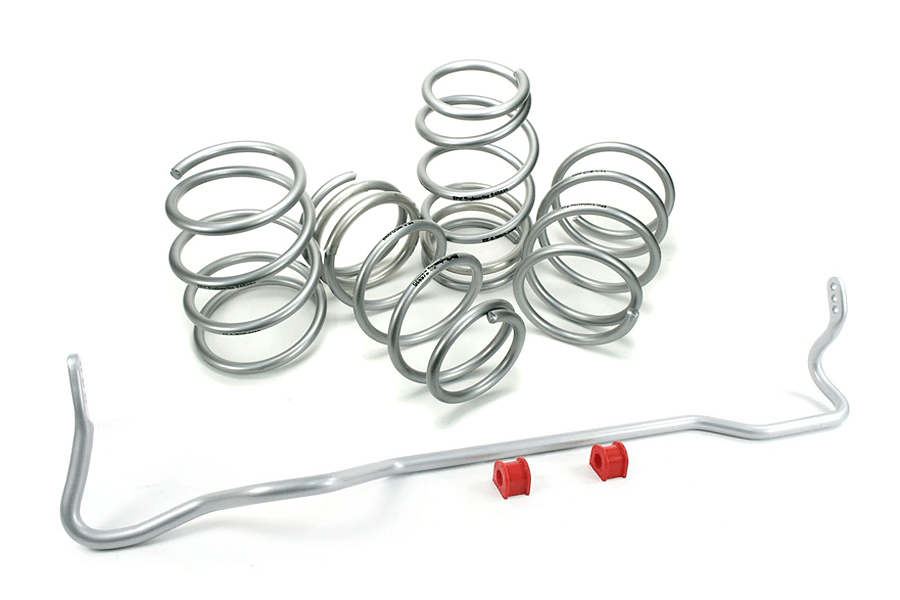 Epic Engineering Lowering Springs Rear Sway Bar Combo