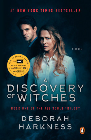 A Discovery Of Witches Streaming : discovery, witches, streaming, Discovery, Witches, (Movie, Tie-In), Deborah, Harkness, Penguin, Random, House, Canada