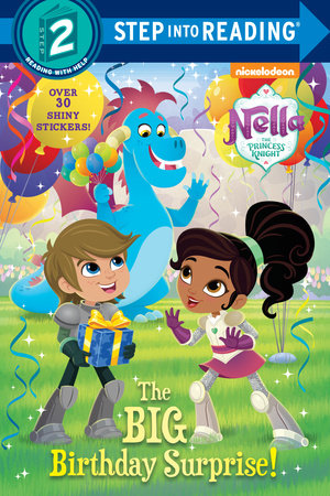 Nella The Princess Knight : nella, princess, knight, Birthday, Surprise!, (Nella, Princess, Knight), Reading